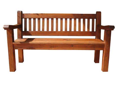 Pergomob estructuras de madera en kit porches pergolas for Bancas de jardin de madera